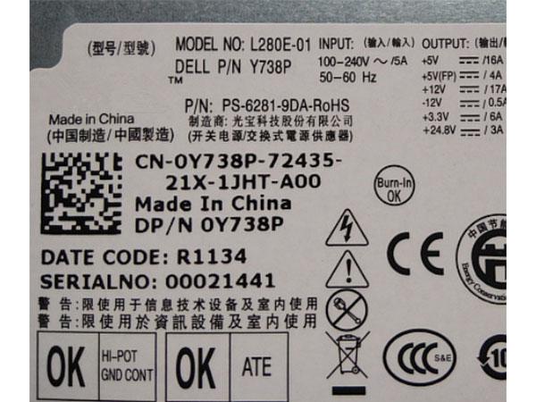 デル KD98N L280E-01