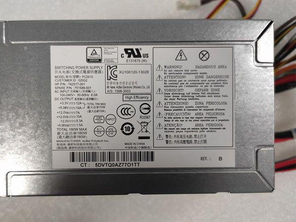 HP PCD010