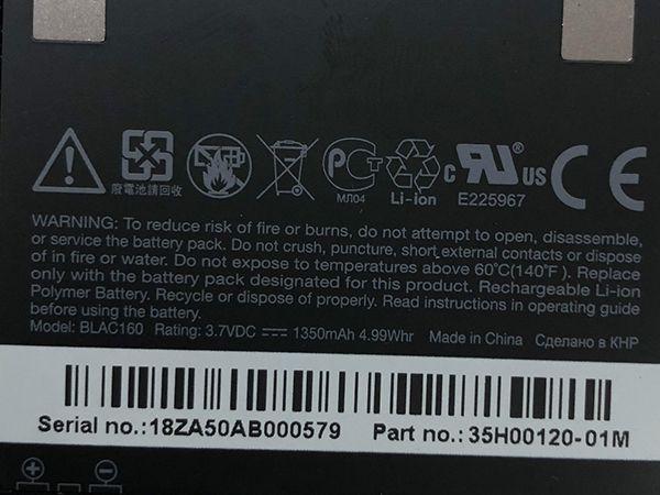 HTC BLAC160