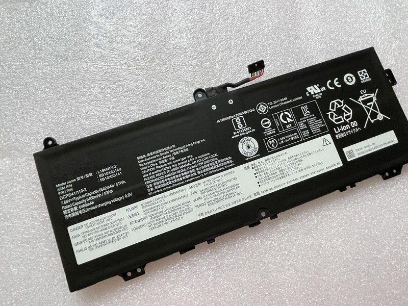 バッテリー L19M4PG2