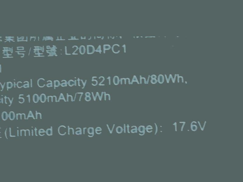 レノボ L20C4PC1 L20D4PC1