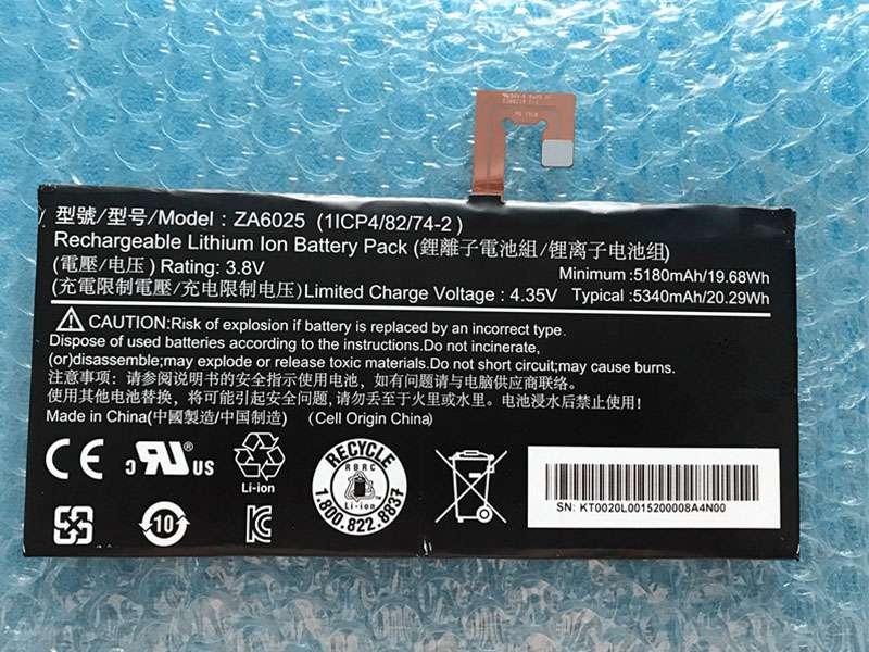 エイサー ZA6025