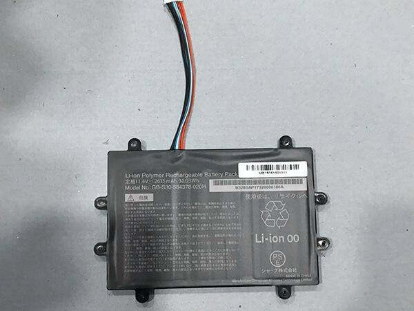 SHARP GB-S30-584378-020H