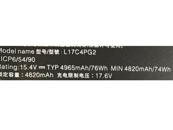 レノボ L17C4PG2